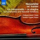 Niccolo Paganini - Paganini: Arrangements for Violin & Piano (2010)