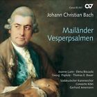 Johann Christian Bach - : Mailänder Vesperpsalmen (2010)