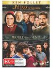 The Pillars Of The Earth / World Without End (DVD, 2013)