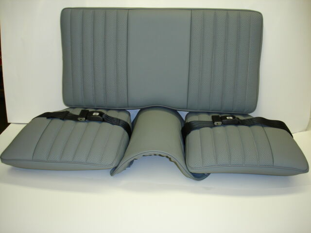 Mercedes SL R107 450SL 350SL  380SL 560SL Leather Jumpseat 72-89 German Leather