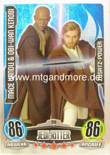 Force ATTAX série 3 Movie Card complémentaire-power cartes choisir