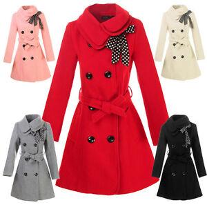 Hot-sell-Womens-Woolen-Warm-Winter-Long-Coat-Jacket-Trench-Slim-Fit-Fashion