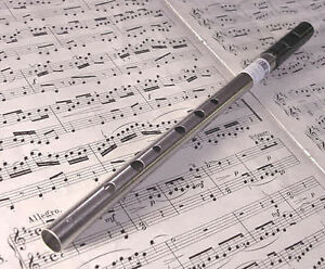 Tony-Dixon-DXTRND-Whistle-Trad-D-Nickel-Irish-Tin-Whistles-Tuneable-FREE-STICKER