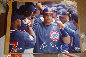 ARAMIS-RAMIREZ-Autographed-Signed-16x20-CUBS-PHOTO-with-Sidsgraphs-COA