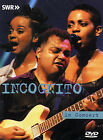 Incognito - In Concert - OHNE Filter (DVD, 2010)
