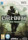 Call of Duty: Modern Warfare -- Reflex Edition (Nintendo Wii, 2009) - European Version