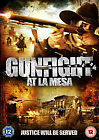 Gunfight At La Mesa (DVD, 2012)