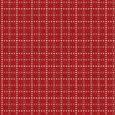 Anna Griffin Blend Charlotte Lyons Walnut Hill Farm Josie Stitching Fabric Red