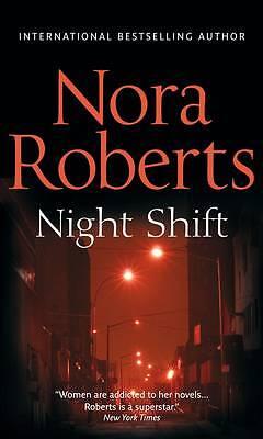 (Good)-Night Shift (Paperback)-Roberts, Nora-0263889815