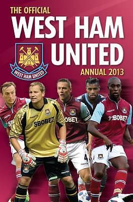 Very Good, Official West Ham United FC 2013 Annual (Annuals 2013), Grange Commun