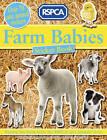 Farm Babies Sticker Book by RSPCA (Paperback, 2000)