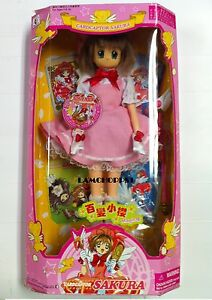 CardCaptor-Sakura-Doll-12-034-NIB-Card-Captor-Action-Figure