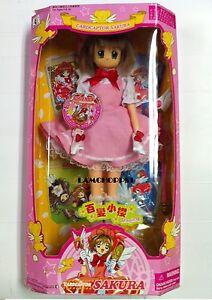 CardCaptor-Sakura-Doll-12-NIB-Card-Captor-Action-Figure