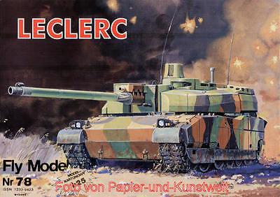 FLY Model  78 - Panzer Leclerc - 1:25