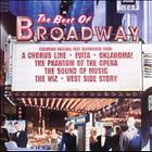 The Best of Broadway [Rhino] by Various Artists (CD, Mar-1995, Rhino)