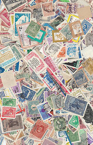 Uruguay 500 DIFFERENT stamp collection Topical colorful difficult to get Bargain