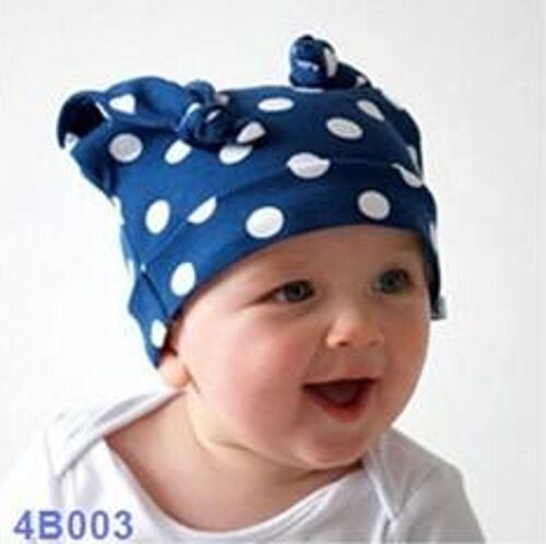 Baby Infant Kids Toddler Funny Horn Fairy Cotton Beanie Hat Cap Xmas Gift Prop