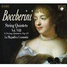 Luigi Boccherini - Boccherini: String Quintets, Vol. 8 - 3 String Quintets Op. 39 with Double Bass (2009)