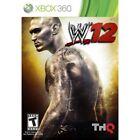 WWE '12 (Microsoft Xbox 360, 2011)