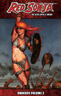Red Sonja Omnibus: Volume 3 by Raven Gregory, Brian Reed, Arvid Nelson, Kevin McCarthy (Paperback, 2012)