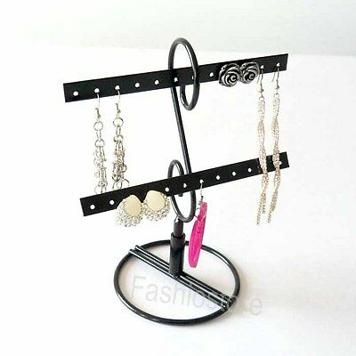 Earrings Necklace Bracelet Bangle Jewelry Hanger Organizer Holder Display stand