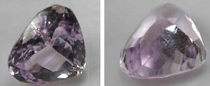 10.00ct Afghanistan Cut From 100% Natural Rough Pink Kunzite Gemstone 2.00g