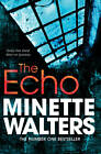 The Echo by Minette Walters (Paperback, 2012)