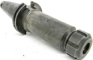 USED-UNIVERSAL-ENG-CAT50-ACURA-GRIP-COLLET-CHUCK-W-ONE-5-8-COLLET-913697