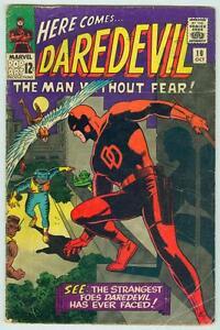 Daredevil-10-October-1965-VG-Wally-Wood-art