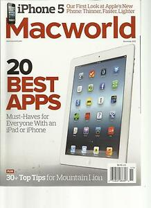 ...,  NOVEMBER, 2012 iPHONE 5 ( 20 BEST APPS ) 30+ TOP FOR MOUNTAIN LION