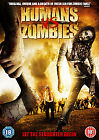 Humans Vs. Zombies (DVD, 2012)