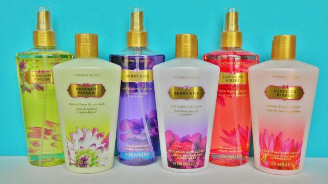 Victoria's Secret Fantasies Fragrance Mist, Body Lotion 8.4 oz - NEW  You Pick!