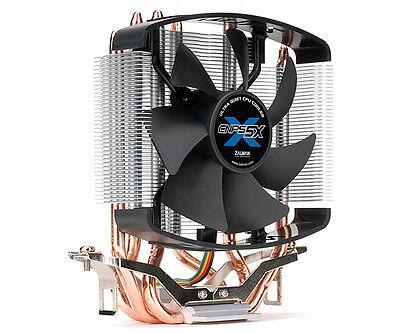 Zalman CPU Cooler CNPS5X Performa + Zalman ZM-STG1 Thermal Compound + Brush Pack