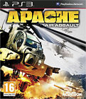 Apache: Air Assault (Sony PlayStation 3, 2010) - European Version