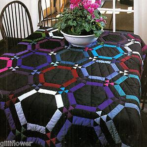 amish wedding ring quilt quilt pattern ebay
