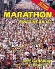 Marathon: You Can Do It! by Jeff Galloway (Paperback / softback, 2010)