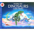 Where Did Dinosaurs Come From? by Kathleen Weidner Zoehfeld (Paperback, 2011)
