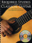 Required Studies for Classical Guitar by AMSCO Music (Paperback, 2010)