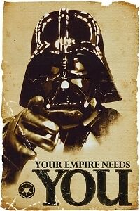 DARTH-VADER-Poster-Star-Wars-Full-Size-Your-Empire-Needs-You