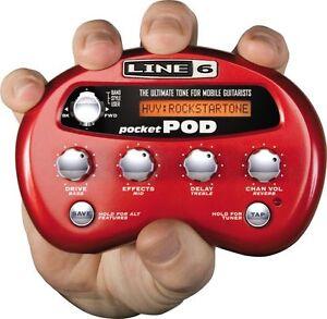 Line-6-Pocket-POD-Guitar-Multi-Effects-Processor
