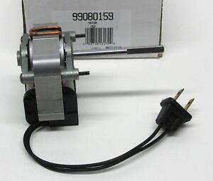 99080159 broan vent bath fan blower motor for model 162 c for Nutone bathroom fan motor 57n2