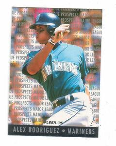 1995-FLEER-PROSPECTS-SET-RODRIGUEZ-JETER-ANDERSON