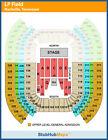 CMA Music Festival Tickets 06/07/12 (Nashville)