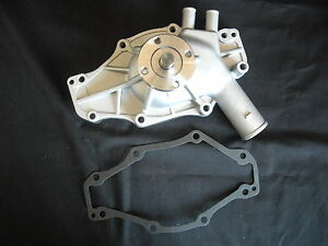 HOLDEN-ALUMINIUM-WATER-PUMPS-308-LATE-MODEL-NATURAL-FINISH