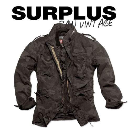 Surplus m65 REGIMENT//SUPREME Giacca Giacca campo Inverno Giacca Jacket Parka Pelliccia