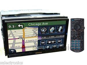 Kenwood-DNX-9980HD-Car-LCD-AM-FM-CD-DVD-GPS-Navigation-BlueTooth-USB-2-DIN