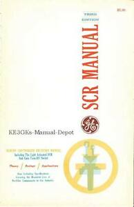 General-Electric-Silicon-Controlled-Rectifier-Manual-SCR-PDF-CDROM
