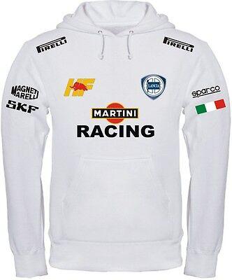 FELPA MARTINI RACING LANCIA DELTA HF INTEGRALE maglietta polo t-shirt maglia ktm