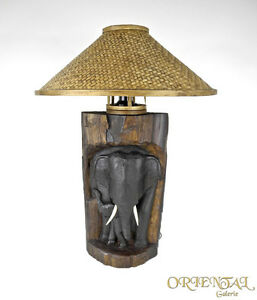 Lampe-Elefant-Elefanten-Stehlampe-Tischlampe-ca-60cm
