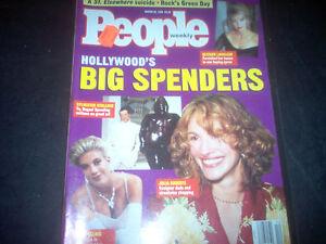 Green-Day-Anthony-Quinn-Rebecca-Lobo-Robert-Kelker-Kelly-People-Mag-1995